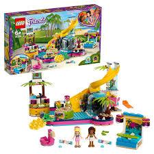 Конструктор LEGO Friends 41374 Вечеринка Андреа у бассейна ...