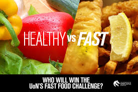 the very first assignment diagnostic essay rickettsmp 20130121 fast vs healthy challenge