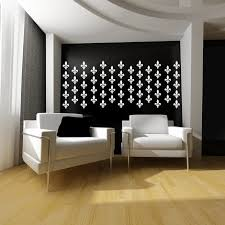 vinyl wall art fleur de lis vinyl wall mural decal for home office art for office walls