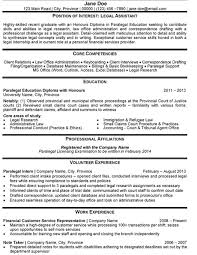 legal assistant resume sample template sample resume legal assistant