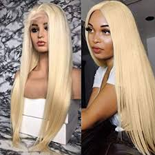 13x6 613 Lace Frontal Wig Human Hair Best Remy ... - Amazon.com