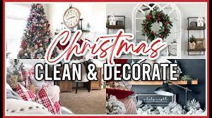<b>CHRISTMAS</b> CLEAN & <b>DECORATE</b> WITH ME <b>2020</b> ...