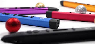 <b>3D ручка UNID SPIDER</b> PEN PRO, сверкающая малина 5200 R ...