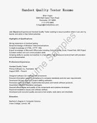 quality assurance assistant resume samples sample resumes manual  quality assurance assistant resume samples sample resumes manual services testing resume