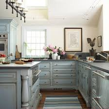Shabby Chic Colors For Kitchen : Shabby chic kitchen ideas design