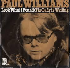 """Paul Williams Look What I Found - P/S UK 7"""" Vinyl Record AMS7068 Look What I Found ... - Paul-Williams-Look-What-I-Found-481997"""