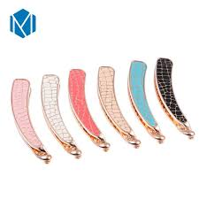 <b>M MISM 1PC</b> Candy Color Hairpins High Quality Crocodile Pattern ...