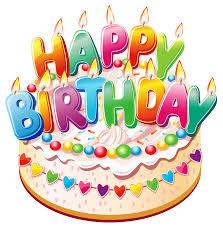 Resultado de imagen de birthday cake