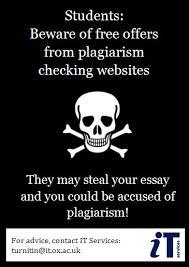how to combat     custom essay     plagiarismwarning poster plagiarism checker websites