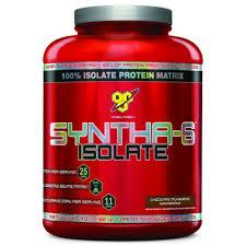 BSN <b>Syntha 6 Isolate</b> (4lb) | Shopee Singapore
