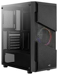 Компьютерный <b>корпус AeroCool Menace Saturn</b> FRGB V1 Black ...