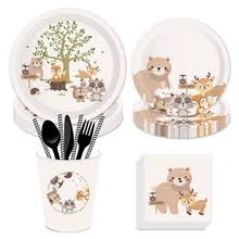 Buy <b>woodland animal birthday party</b> and get free shipping on ...