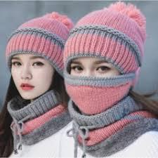 Зимние женские головные уборы — купить на Яндекс.Маркете