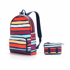 <b>Складной рюкзак Reisenthel Mini</b> Maxi (линии)