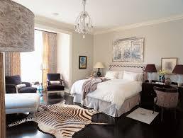 zebra skin rug bedroom traditional with bedroom bedroom desk chairs dark wood floors animal hide rugs home office traditional