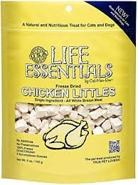 <b>Life Essentials Freeze</b> Dried Chicken Littles by Cat-Man-Doo ...