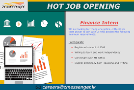 job bank institute of certified management accountants of sri lanka zmessanger