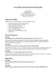 office assistant sample resume sample resume office assistant office assistant sample resume assistant resume objective for office inspiring template resume objective for office assistant