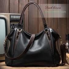 Genuine Leather <b>Women Bag</b> Casual Shoulder <b>Bags</b> Vintage ...