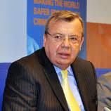 Photo: UNODC Executive Director, Yury Fedotov Français / French. 11 April 2011 - Progress in international efforts to address transnational organized crime, ... - Fedotov158x158-April2011