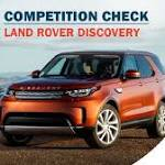 Land Rover Discovery Competition Check