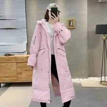 2019 <b>Winter Cotton</b> Clothing Women's Long Parkas Korean New ...