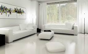 white living room sets