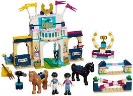 Купить Лего 41367 - <b>Соревнования по</b> конкуру с доставкой по ...