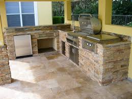 size kitchen outdoor island