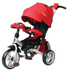 <b>Трехколесный велосипед Moby</b> Kids Leader 360° 12x10 EVA Car ...