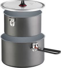 <b>Набор</b> походной посуды <b>MSR Ceramic</b> 2, 09581, серый