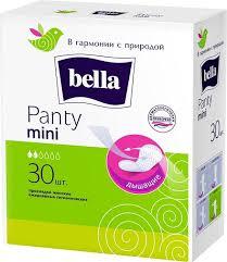 <b>Прокладки</b> ежедневные <b>Bella Panty Mini</b>, 30 шт