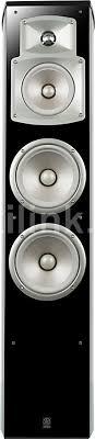 Обзор товара акустическая система YAMAHA NS-555, черный ...