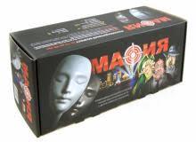 """""""Мафия. Подарочный набор (8100)"""" купить карточные игры для ..."""