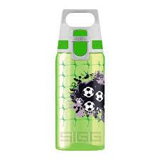 <b>Бутылочка детская</b> Sigg Viva One <b>Football</b> (<b>0</b>,<b>5</b> литра), зеленая