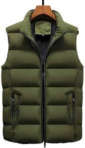 <b>Large Size Men's</b> Vest <b>Autumn</b> and Winter Down Cotton Sleeveless ...