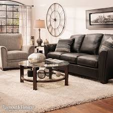 is black leather more your style consider going contemporary with a black leather sofa by black leather sofa perfect
