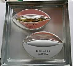 <b>LA PERLA ECLIX</b> EDP 30ml (1.0 oz) Eau de Parfum + 100ml bubble ...