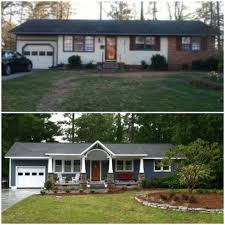 ideas about Ranch House Remodel on Pinterest   House    Would love something like this for my house  Thinking of a fixer upper