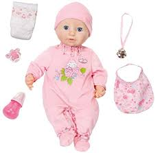 Zapf Creation Baby Annabell Doll: Toys & Games - Amazon.com
