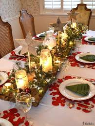 household dining table set christmas snowman knife: tour through  talented diy blogs showing off their christmas table  days of christmas tablescapes