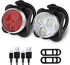 Bike LED Lights - Amazon.co.uk