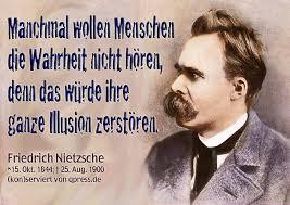 Nietzsche Zitat
