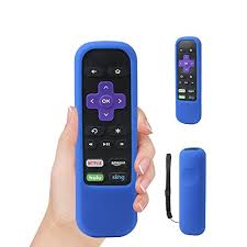 Roku Remote Holder <b>SIKAI Patent</b> Shockproof <b>Silicone Case</b> For ...