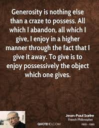 Jean Paul Sartre Philosophy Quotes. QuotesGram via Relatably.com