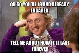 Best Of The Condescending Wonka Meme | WeKnowMemes via Relatably.com