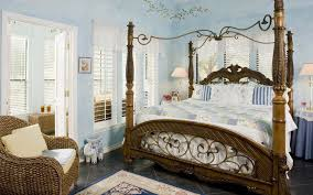 shabby chic bedroom interior design with vntage wooden bed frame excerpt wall paintings for bedrooms bedroom flooring pictures options ideas home