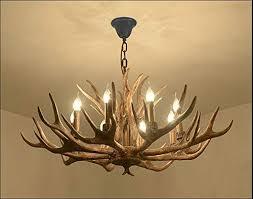 Kankanlei <b>LED Creative Antler</b> Chandelier, Modern Pendant Ceiling ...