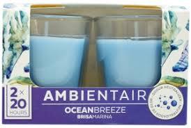 <b>Ароматические свечи Ambientair</b> - полный каталог, купить в ...