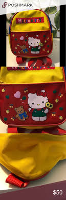 Hello Kitty <b>Vintage small backpack</b>